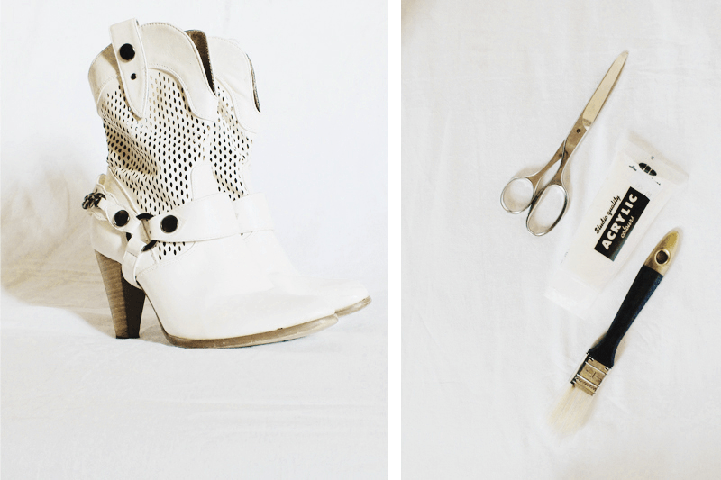 diy ankle boots