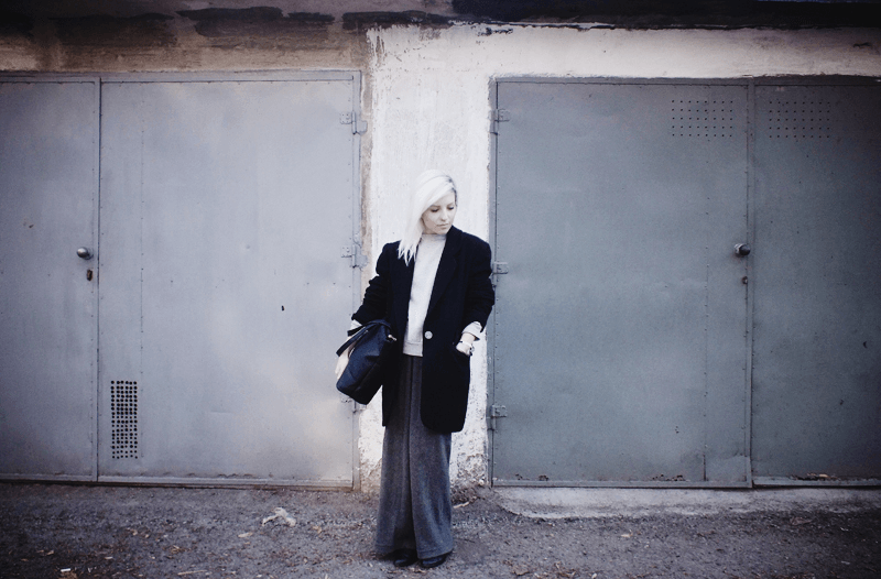 homeless chic, moiminnie, milica obradovic, minimal style fashion, minimal fashion blogs