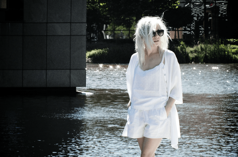 milica obradovic, minimal style fashion, minimal fashion blogs, moiminnie, all white outfit ideas