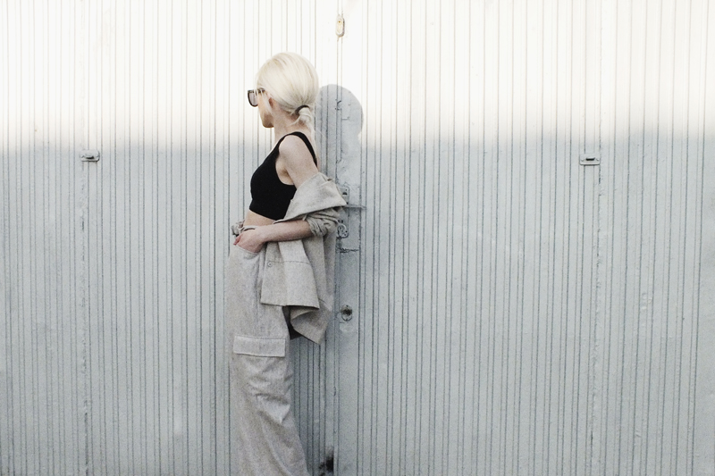 suited up, moiminnie, milica obradovic, minimal fashion, fashion blog