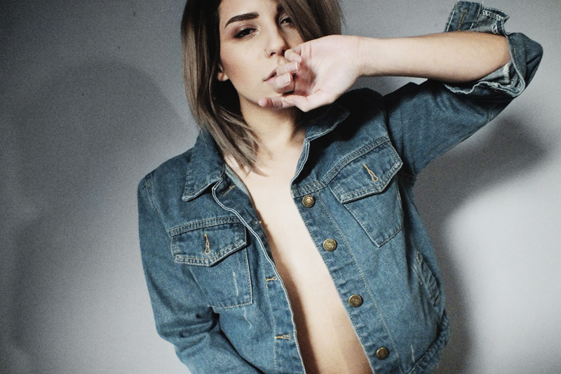 denim portraits, live in levis, moiminnie, milica obradovic, minimal blogs, light in the box