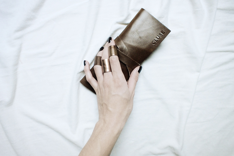 hardware rings, moiminnie, milica obradovic, minimal fashion bloggers, cluse watches, minimal style