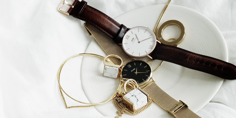 timeless gift ideas, gift guide, moiminnie, milica obradovic, cluse watches, daniel wellington watches, vitstyle
