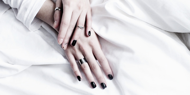 unexpected manicure, nail art ideas, minimal nail art, moiminnie, milica obradovic