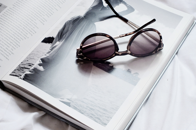 tortoise shell sunglasses, minimal style fashion, moiminnie, best sunglasses for summer
